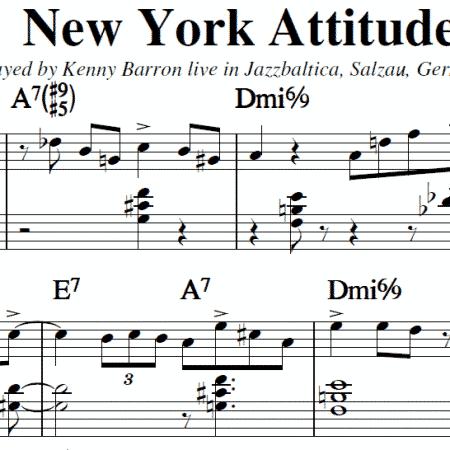 New York Attitude