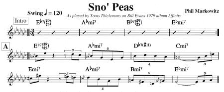 Sno' Peas