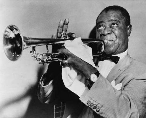 Louis Armstrong Jazz Improvisation