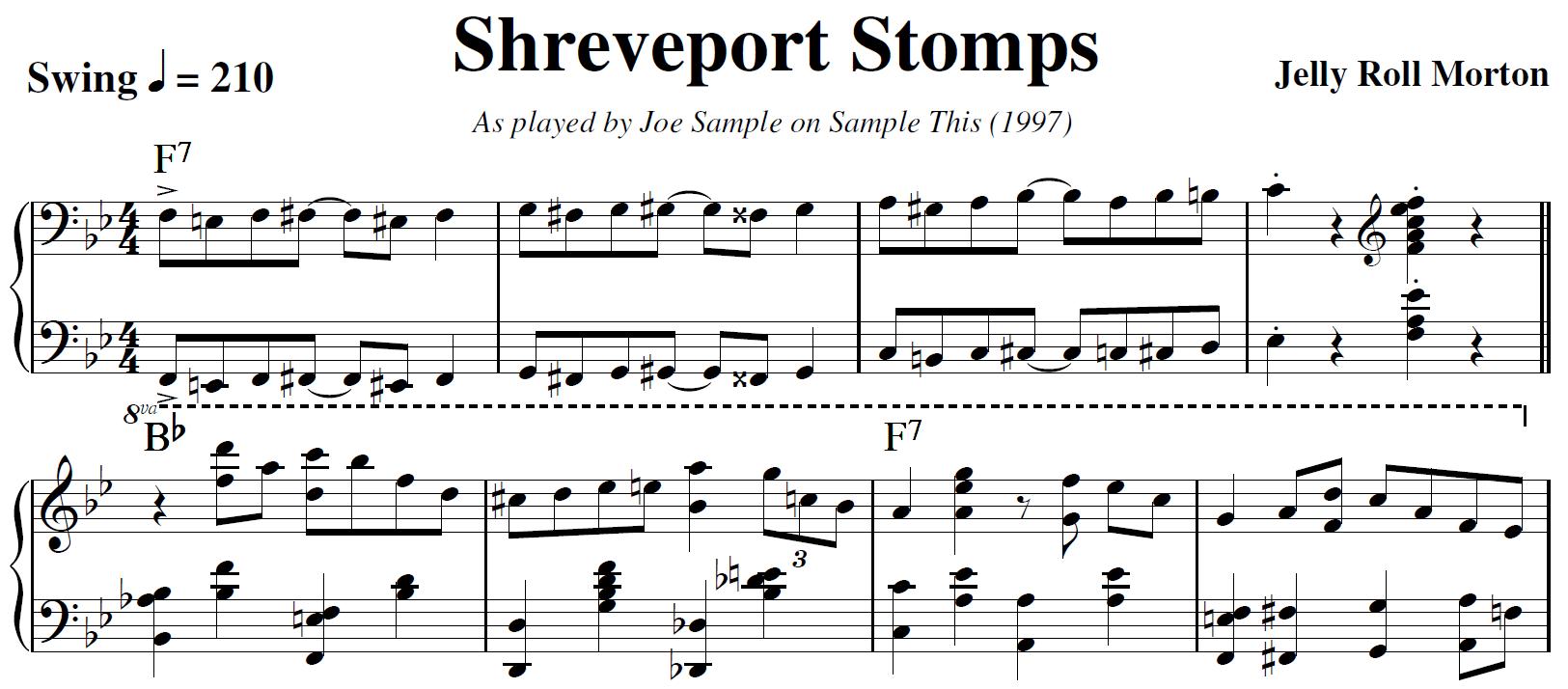 Shreveport Stomps