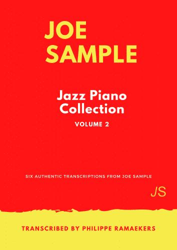 Joe Sample Jazz Piano Collection Volume 2 cover