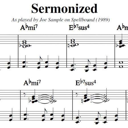 Sermonized